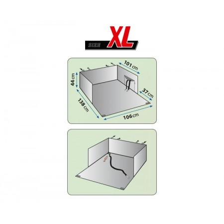 FUNDA PARA MALETERO DEXTER XL